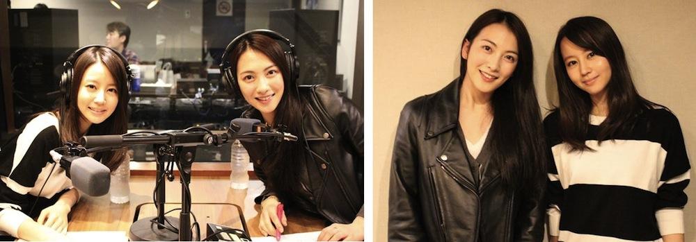 堀北真希-知英-TOKYO FM-知英の季節