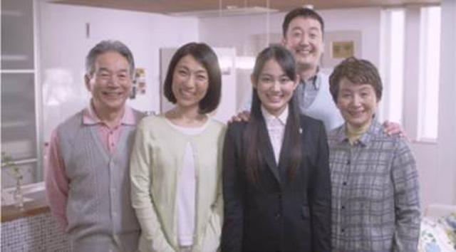 吉本実憂-AOKI-フレッシャーズスーツ