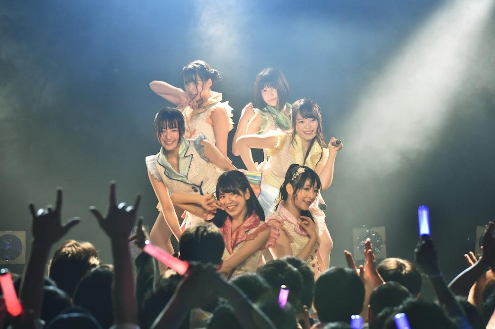 A応P-新宿BLAZEワンマンライブ20160221
