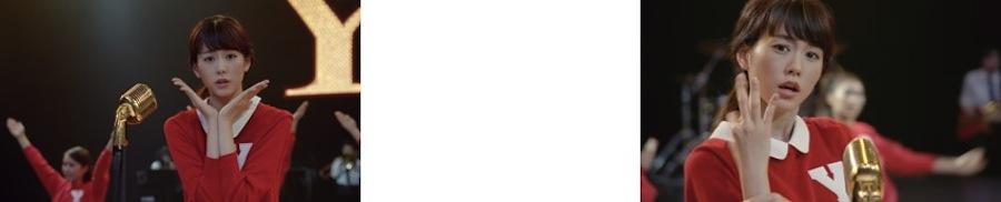 桐谷美玲 Y!mobileCM「素晴らしいワイモバイル」篇ストーリーボード