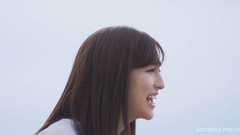 堀田茜 『UQ mobileのぴったりプラン』CM