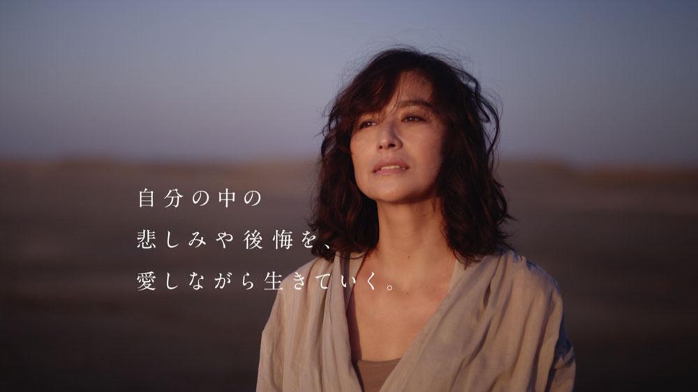 亜希・LITS CM「強く美しく」篇