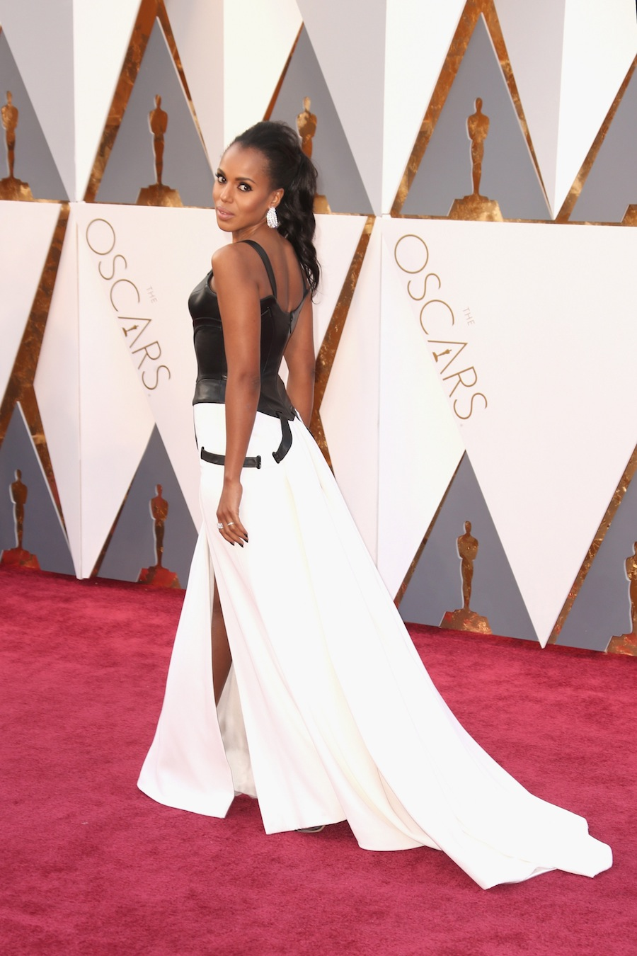 ケリー・ワシントン(Kerry Washington)88th  Academy Awards