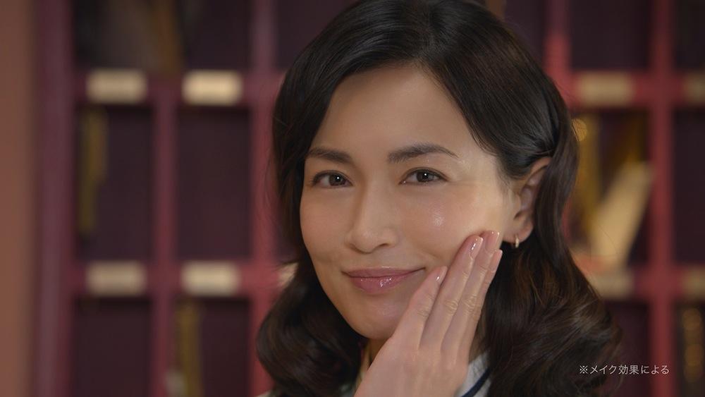 長谷川京子 カネボウ化粧品 セルフスキンケアブランド「フレッシェル」のBB クリームの新CM