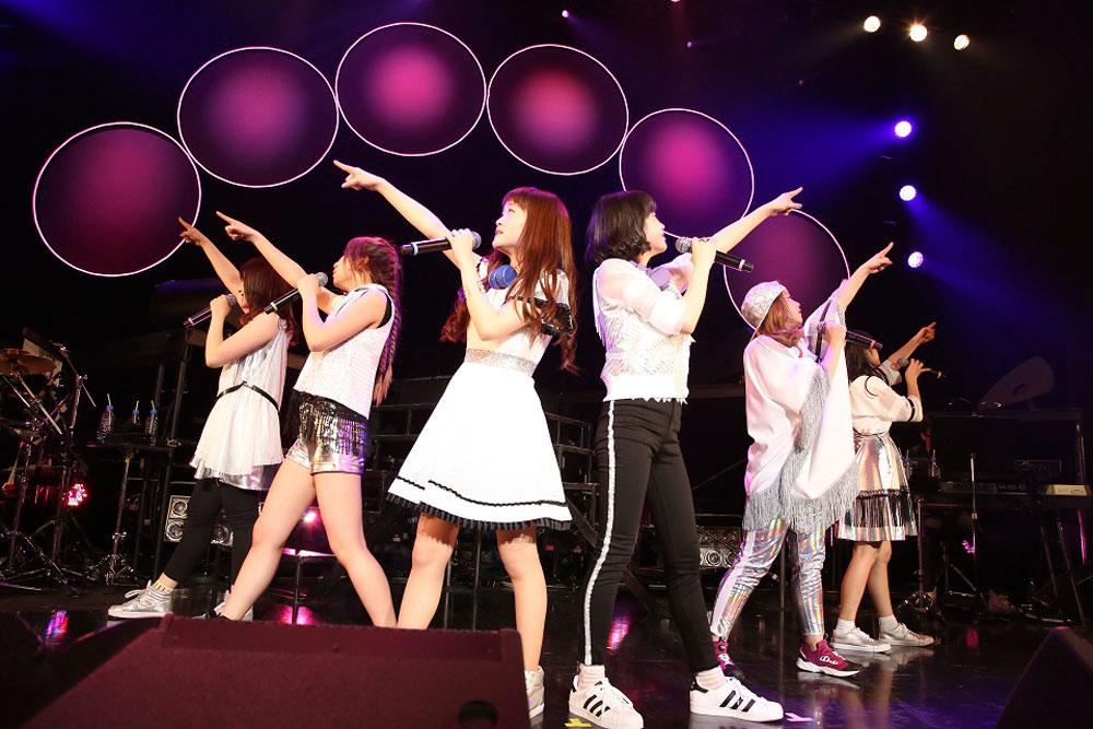 Little Glee Monster(リトグリ)Zepp DiverCity TOKYO・ 春のZeppツアー2016