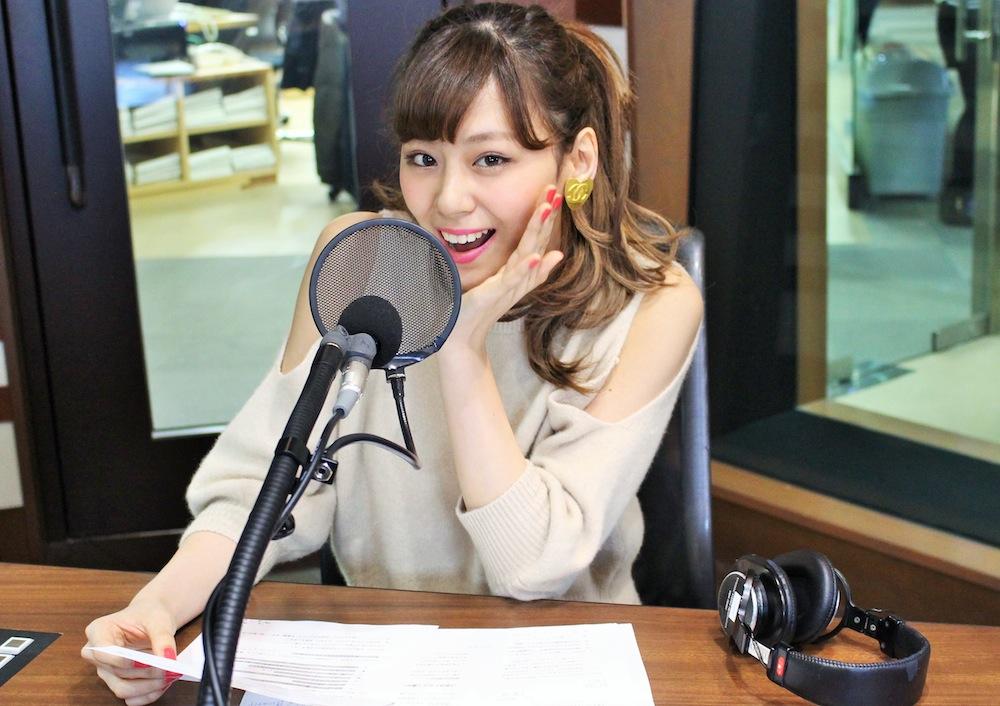 西内まりや・TOKYO FM・パーソナリティー