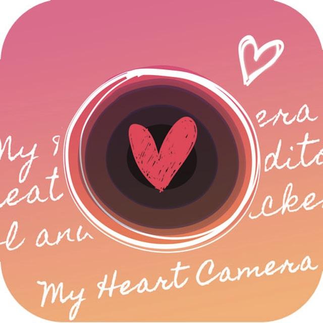 My Heart Camera カメラアプリ