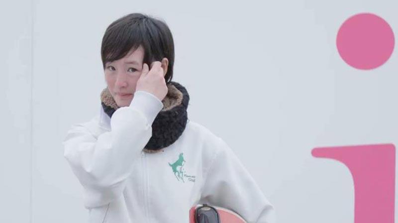 女性ジョッキー藤田菜七子、elisブランドショートムービーに出演