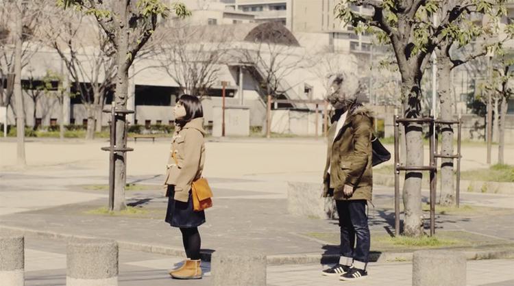 元乃木坂46・伊藤寧々主演!NTT西日本 電報スペシャルムービー・場面写真