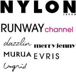 NYLON JAPAN RUNWAY channel