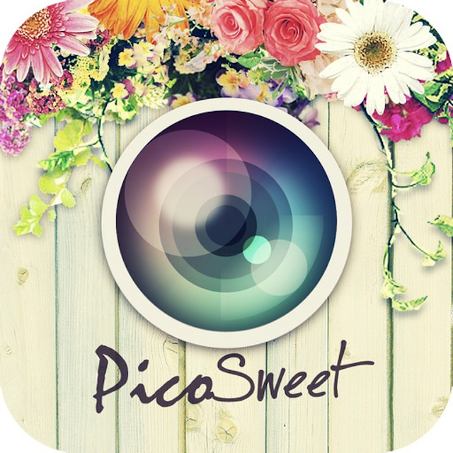 Pico Sweet カメラアプリ