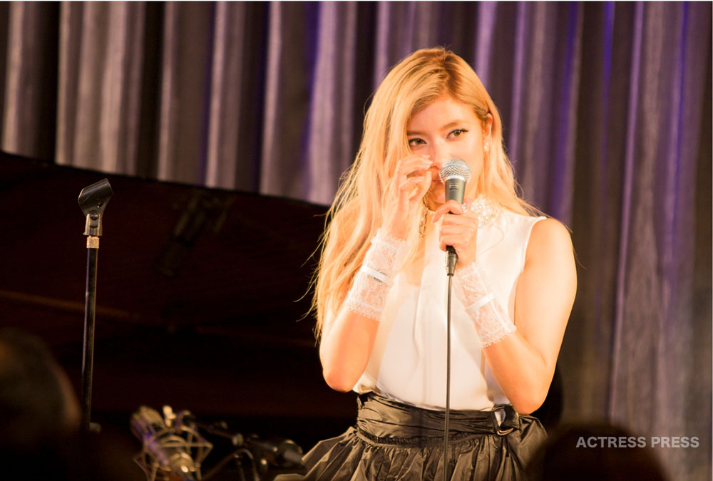 ROLA(ローラ)SPECIAL BIRTHDAY OPERA LIVE FOR ROLA'S FAN CLUB ローラの涙