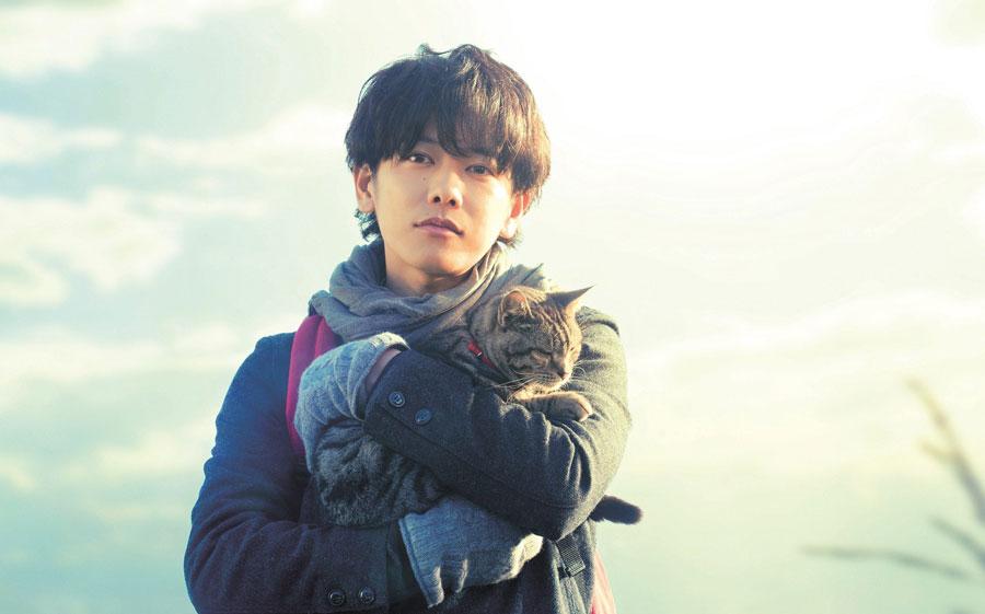 佐藤健・映画「世界から猫が消えたなら」