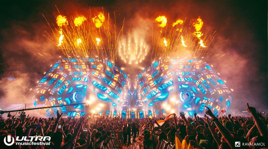 ULTRA MUSIC FESTIVAL 2016 (ウルトラ・ミュージック・フェスティバル)