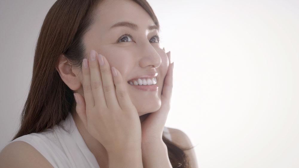矢田亜希子 出演!どろ豆乳石鹸『どろあわわ』CM