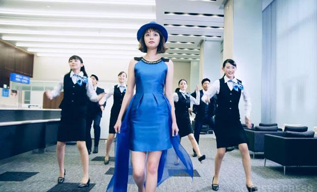 岸本セシル 出演!沖縄海邦銀行 新CM「DanceDanceBank」篇