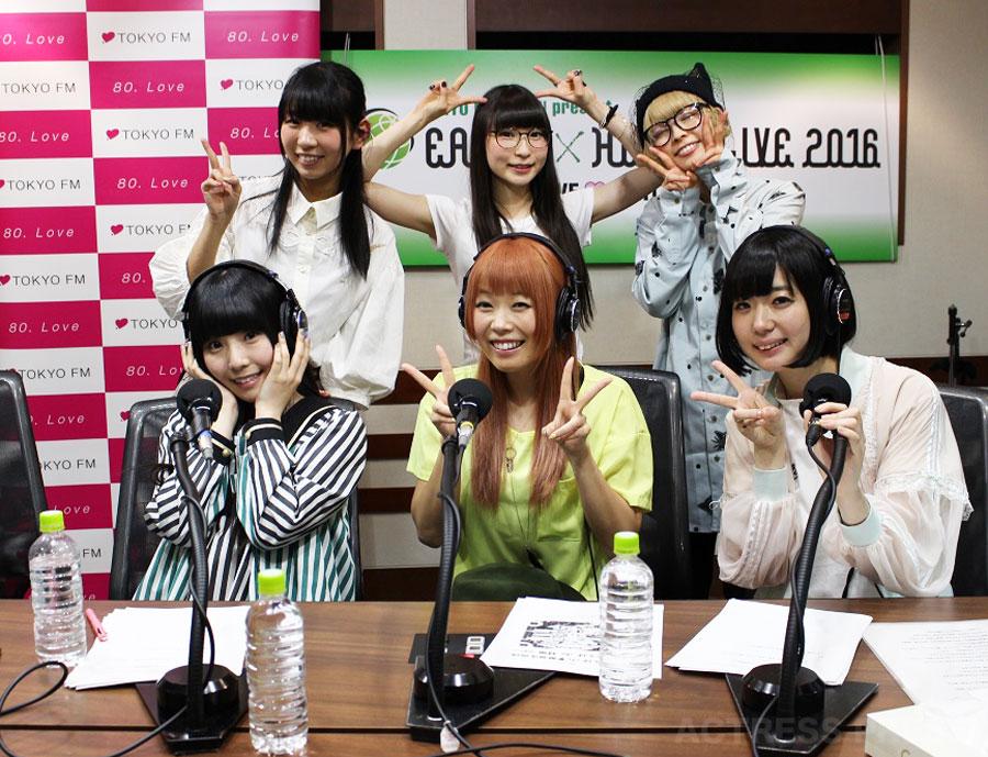 でんぱ組.inc・TOKYO FM 2016.04.10