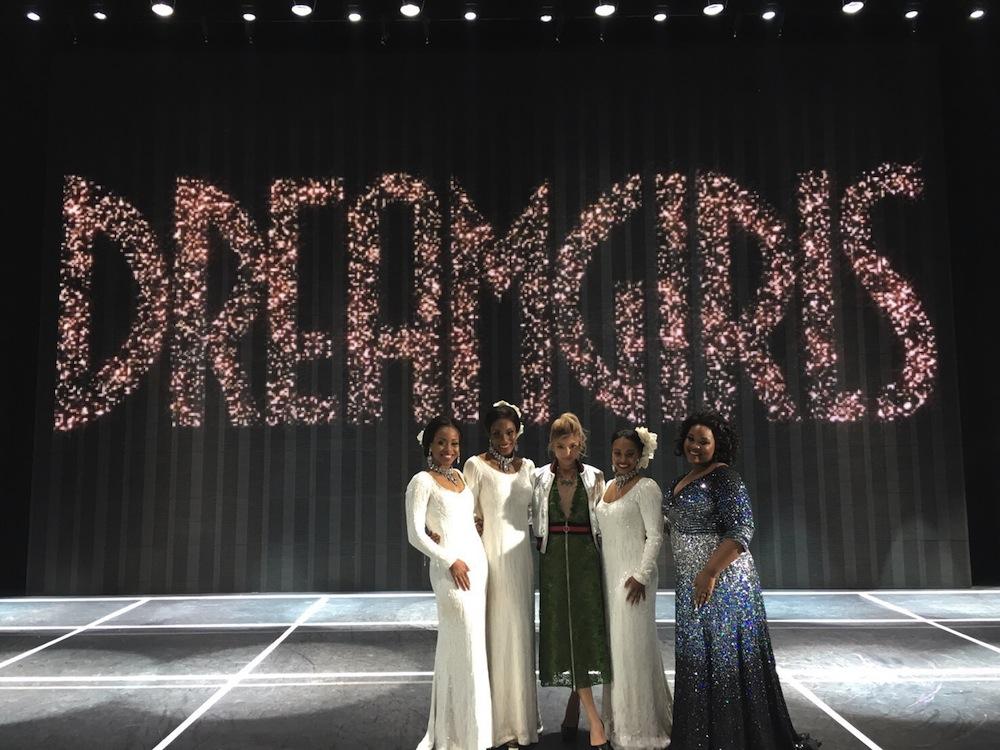 Broadway musical(ブロードウェイ・ミュージカル)「Dream Girls(ドリームガールズ)」
