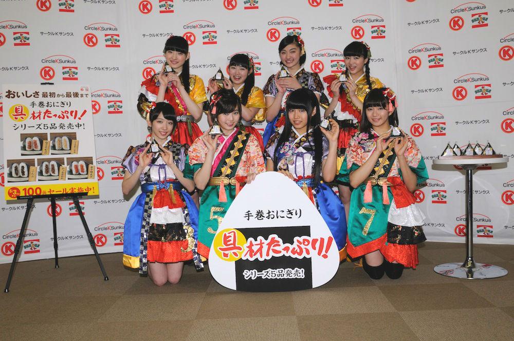 私立恵比寿中学・ニコニコ超会議「超演奏してみた」ステージ