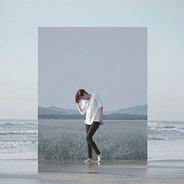 HARUHI「ひずみ」(初回生産限定盤)アートワーク