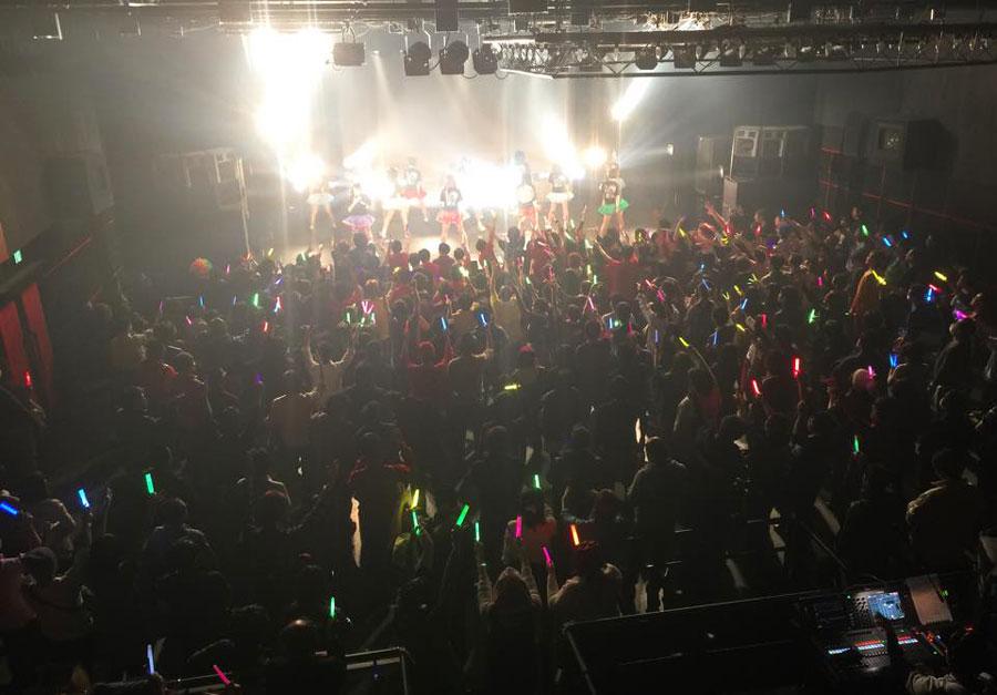 アイドル教室・ライブ