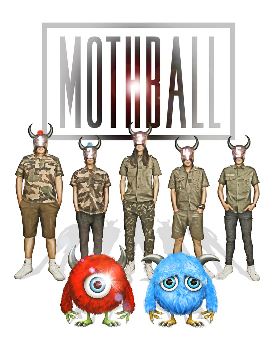 MOTHBALL アー写