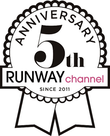 RUNWAY channel 5周年