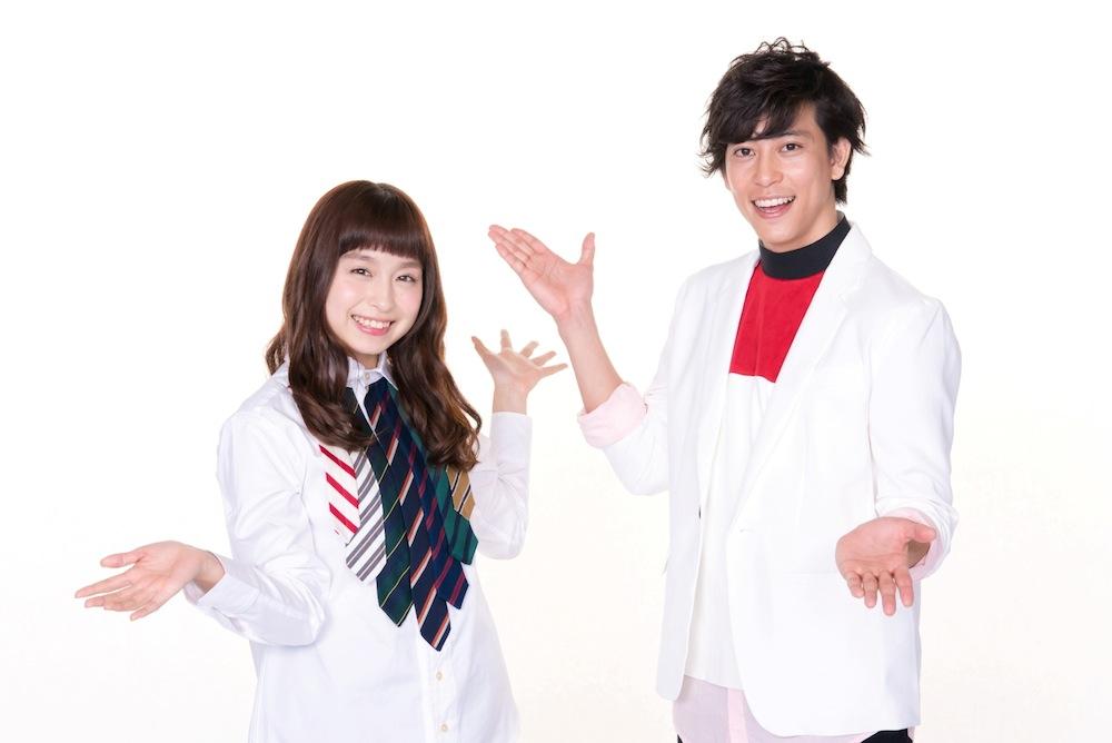 トミタ栞 & 佐野岳 「世界のディズニーリゾートへGO!」
