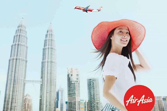 すみれ・エアアジア(AirAsia)の日本でのブランドアンバサダー