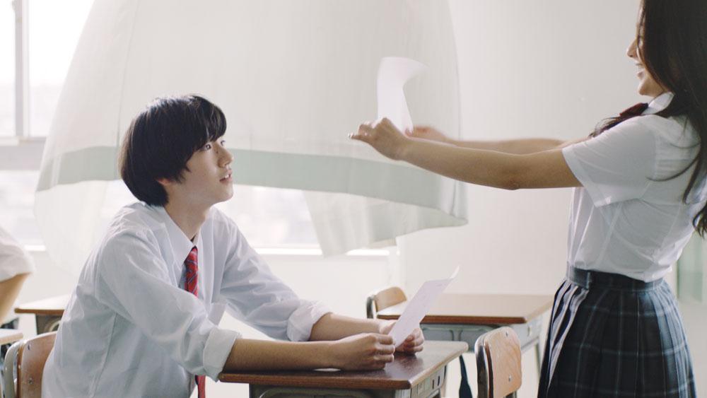 平祐奈 「進研ゼミプラス」、KANA-BOON とのオリジナル MV
