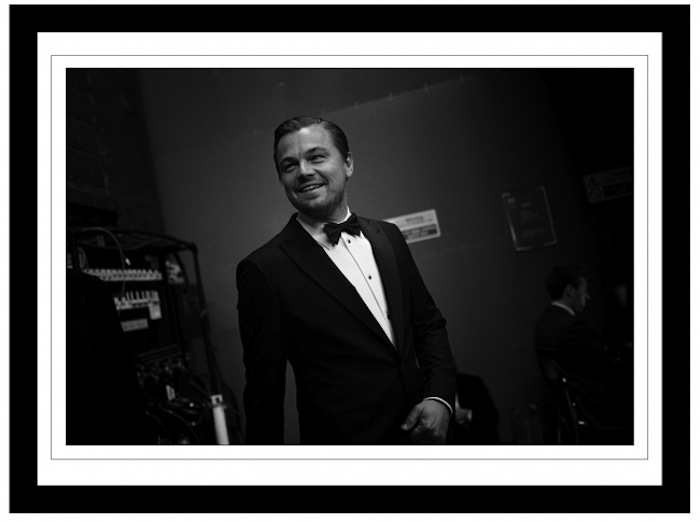 Leonardo DiCaprio-Backstage British Academy of Film and Television Arts