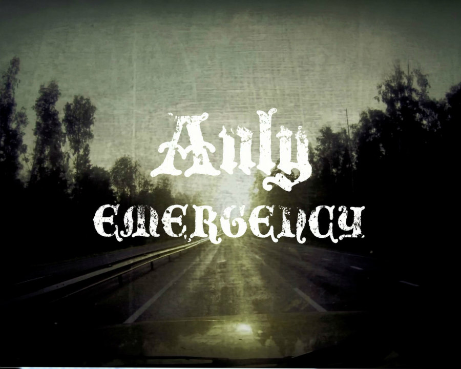Anly『EMERGENCY』MV