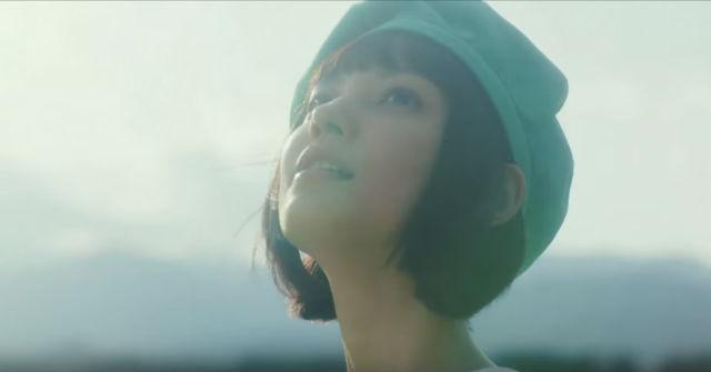 徳原ありさ green_dakara-cm