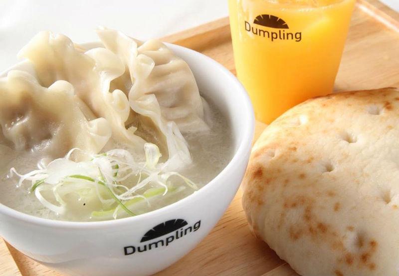 Dumplingバリューセット