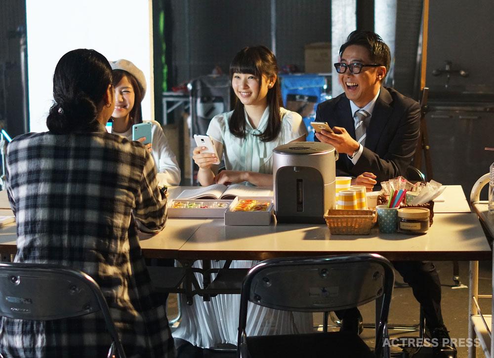 桜井日奈子・白猫プロジェクト・CM