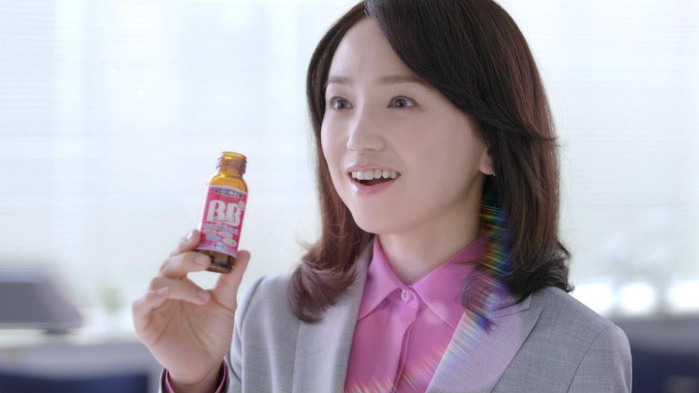 永作博美 出演! 「チョコラBB(R)」シリーズ 新CM