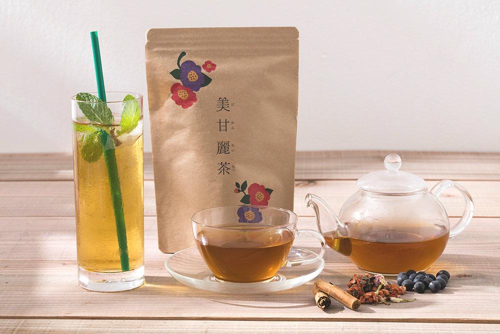 美甘麗茶(びかんれいちゃ)