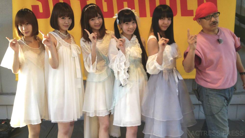 ILoVU ライブイベント 応援団長ビッグダディ @タワーレコード渋谷