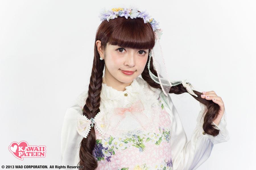 青木美沙子・ロリータファッション