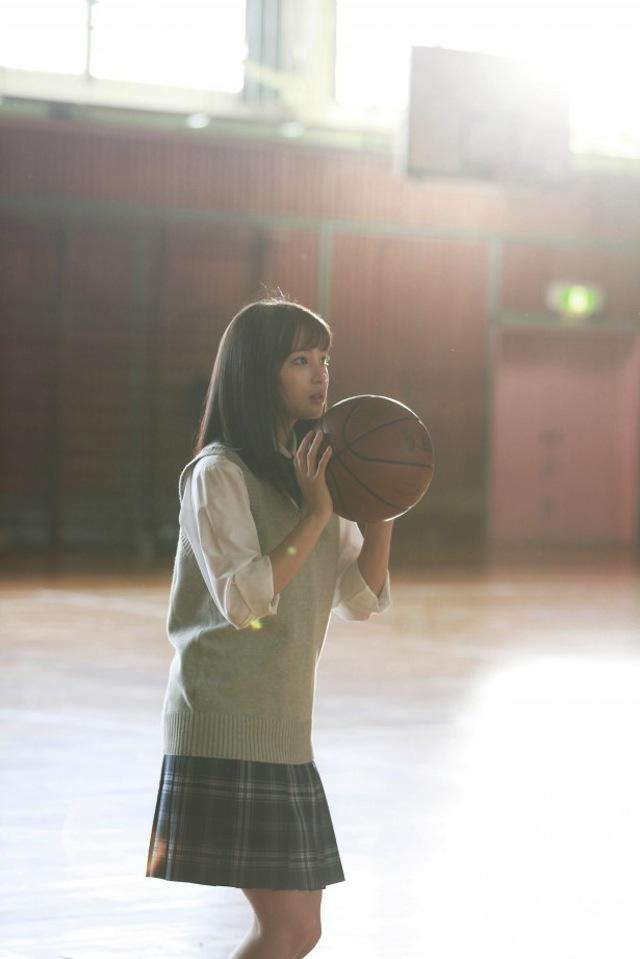 広瀬すず・バスケットボール レオパレス21新CM