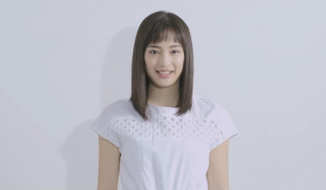 広瀬すず 18歳 選挙メッセージムービー