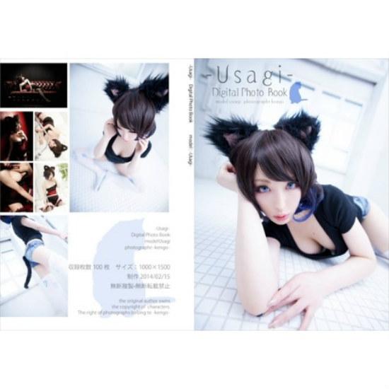 コスプレイヤー・-Usagi-『わたしは飼い猫。』