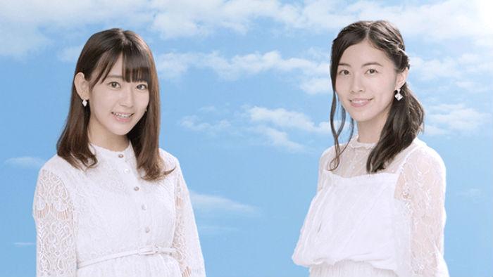 松井珠理奈(SKE48)、宮脇咲良(HKT48/AKB48)