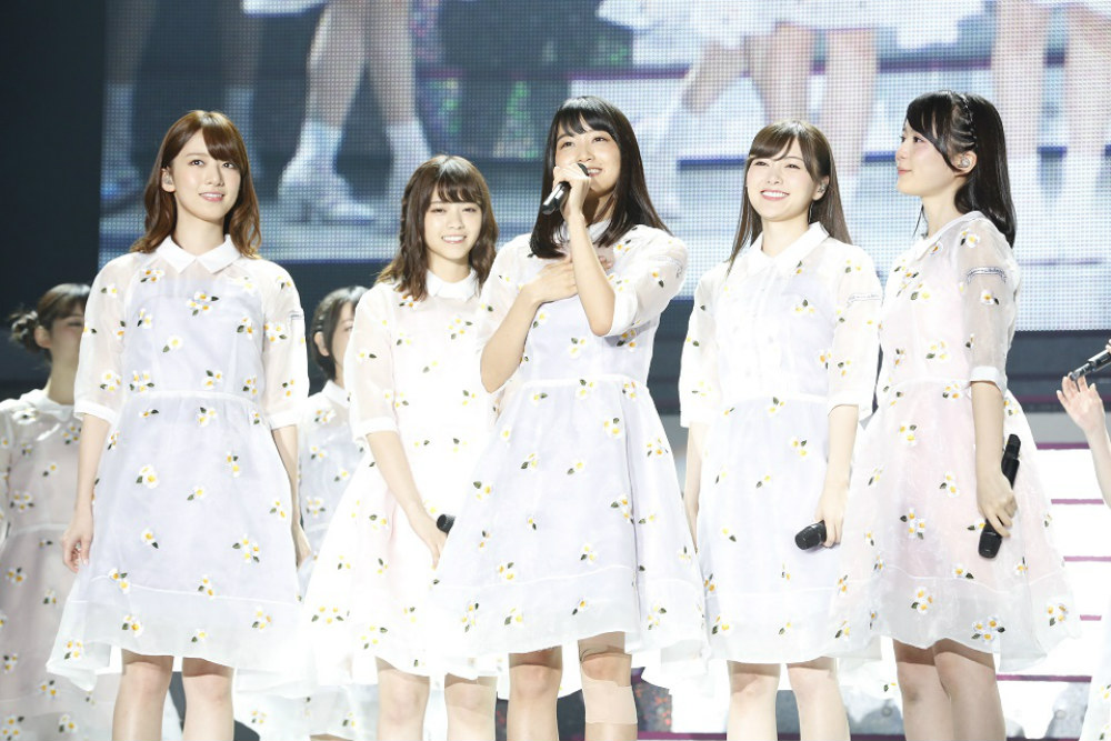 深川麻衣(乃木坂46)静岡ラストコンサート2016