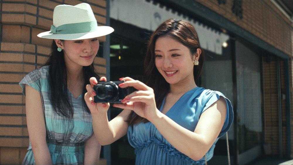 石原さとみ・安田聖愛・東京メトロ「Find my Tokyo.」CM・麻布十番