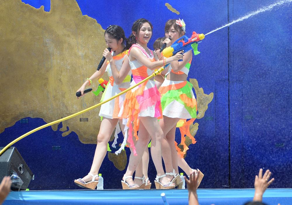 AKB48 やり過ぎ!サマーLIVE 渡辺麻友