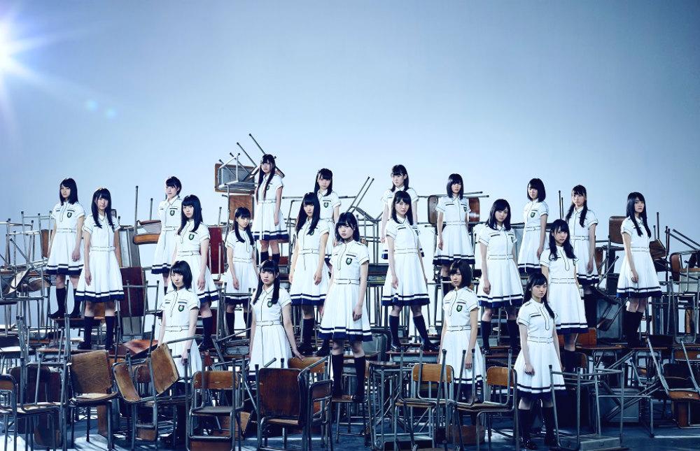 欅坂46 2ndシングル「世界には愛しかない」MV