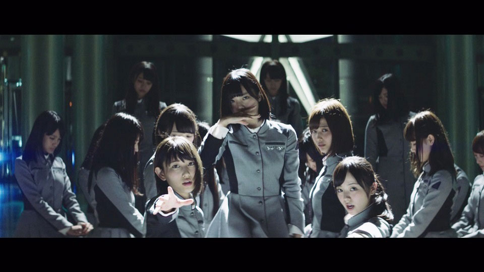 欅坂46『語るなら未来を…』MV