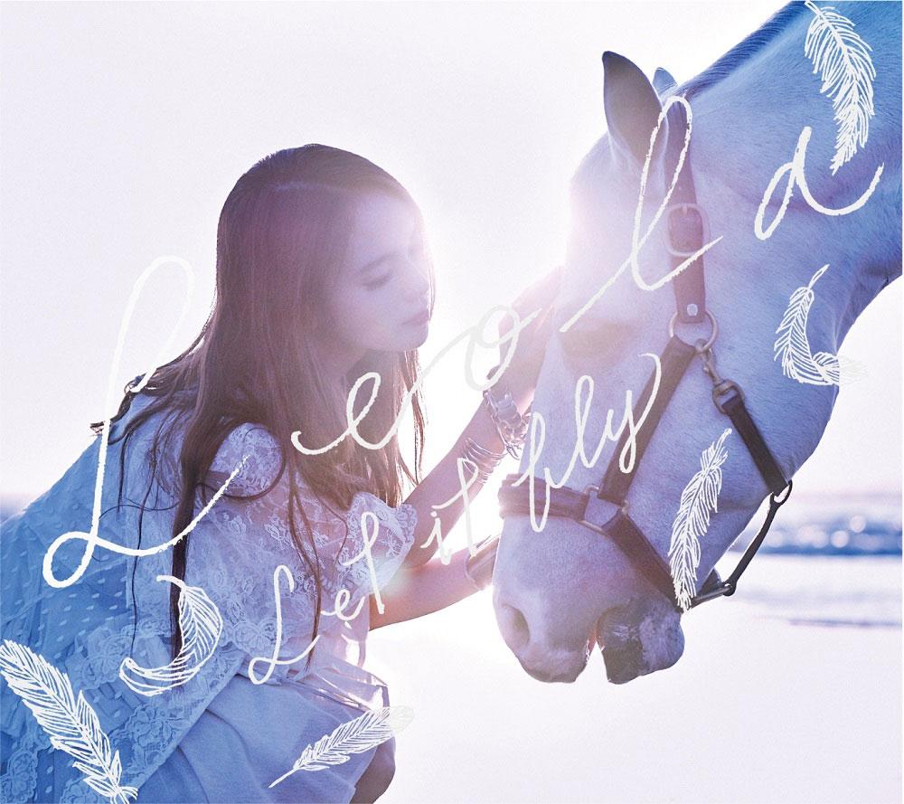Leola、2ndシングル「Let it fly」
