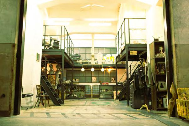 OPEN OFFICE ギャラリー